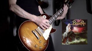 Burning Rain Guitar Cover  Midnight Train