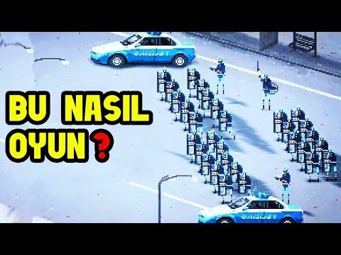 GAZ VE JOP İLE SALDIRIYORUZ | POLİS SİMULATOR