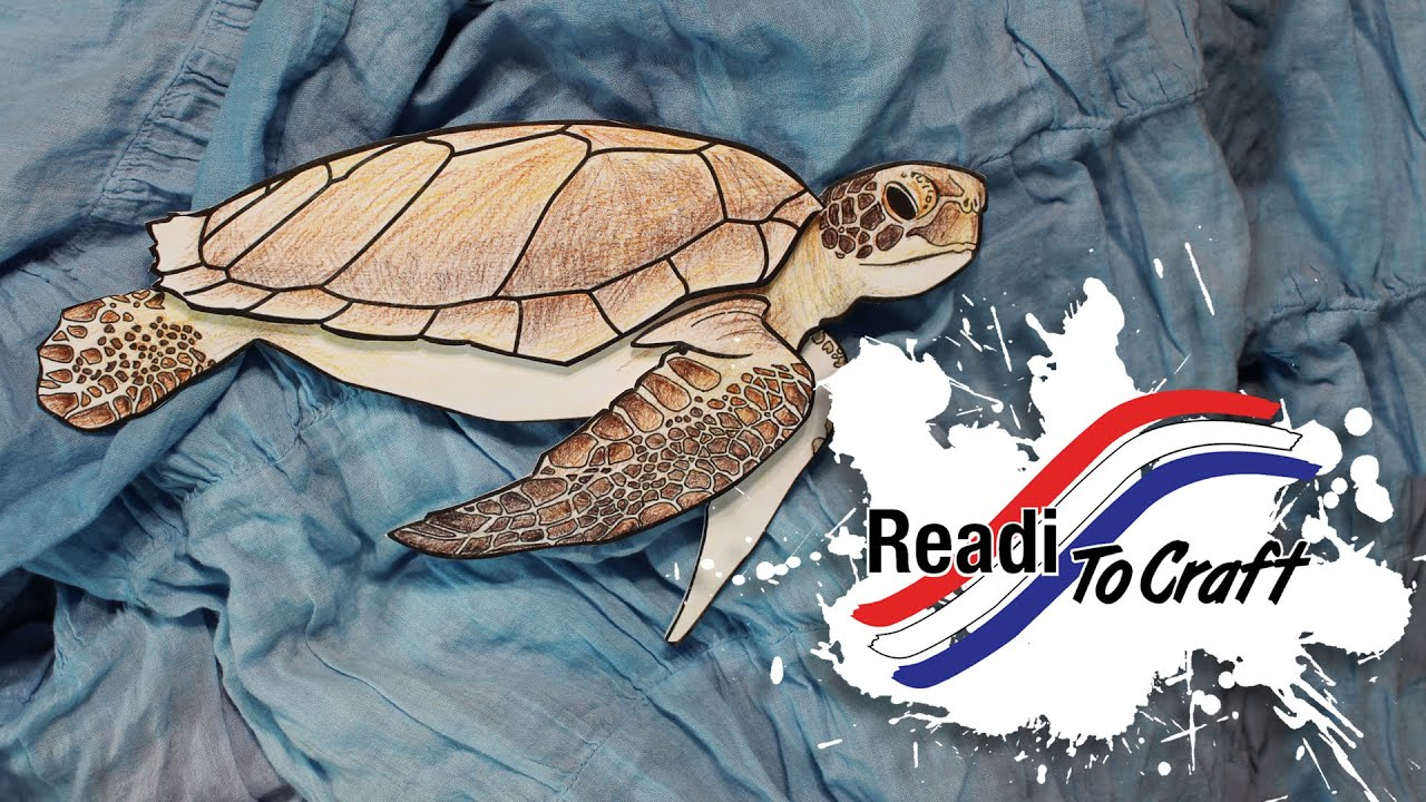 Readi to Craft: Sea Turtle