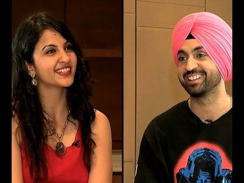 'Super Singh' Diljit Dosanjh in conversation with ABP Sanjha