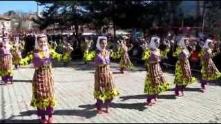 Kastamonu Yöresi Halk Oyunları 2013
