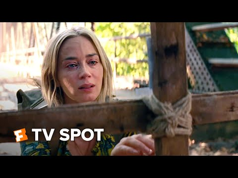 A Quiet Place Part II Super Bowl TV Spot (2020) | Movieclips Trailers