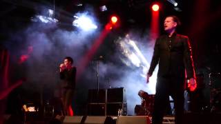 Phillip Boa and the Voodooclub - And then she kissed her (live @ M'era Luna 2015)