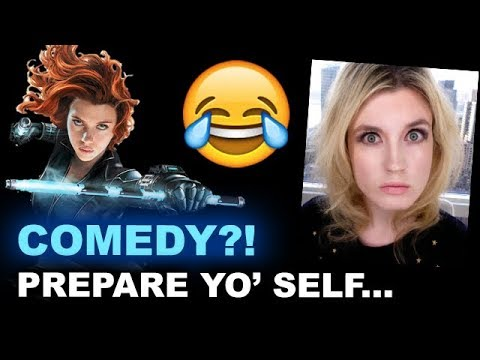 Black Widow Movie Hires Comedy Screenwriter REACTION