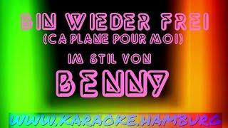 benny bin wieder frei ca plane pour moi karaoke