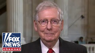 McConnell on police reform: Dems don't want a bill they want an issue