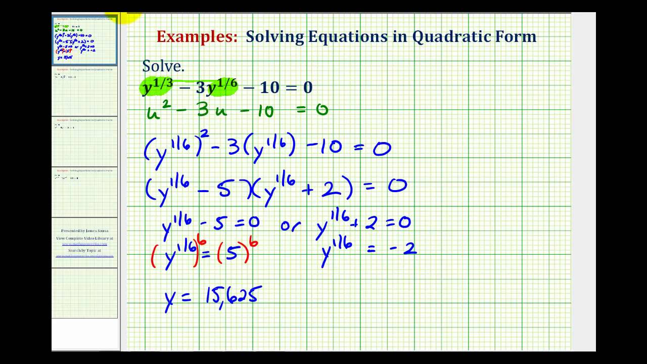 Converting Quadratic Functions From Standard Form To Vertex Form