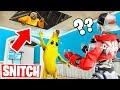 SNITCH Challenges or DIE in Fortnite Creative Gamemode!