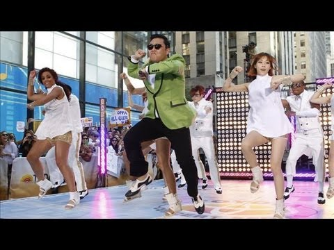 How 'Gangnam Style' Stormed the Music World