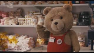 Ted медведь из к\ф Третий Лишний с Aliexpress