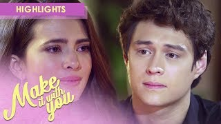 Gabo and Rio decide to end their relationship | Make It With You (With Eng Subs)