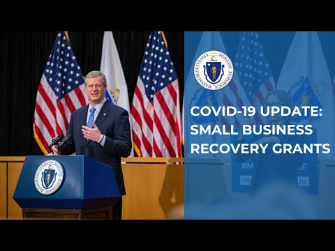 COVID-19 Update: Small Business Grants Announced