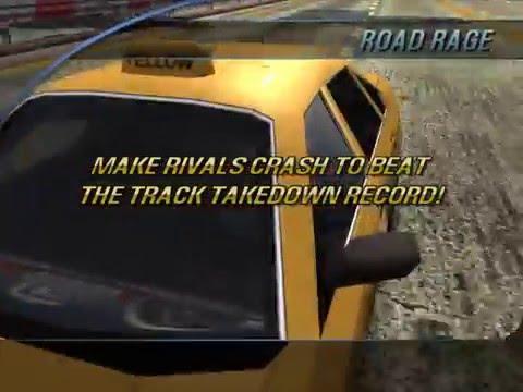 Burnout 3 - Taxi Cab Road Rage