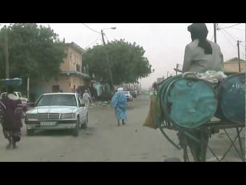 The Streets of Nouakchott