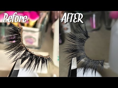 How To Clean False Lashes | Johanna Torres