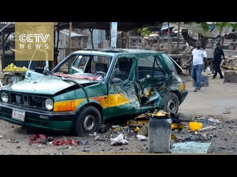 Nigeria: 48 killed in market bomb attack