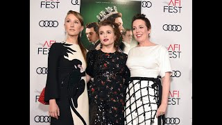 THE CROWN Red Carpet Interviews at AFI FEST 2019