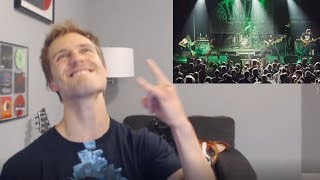Jinjer - Exposed as a Liar - Crowd Factory dvd (reaction)