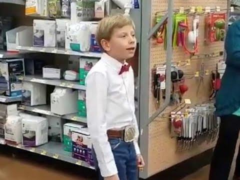 WALLMART YODEL KID REMIX (FULL SONG LINK IN DESCRIPTION)