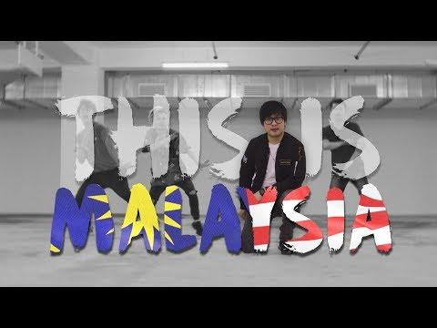 Chinese Gambino - This is Malaysia (Parody)