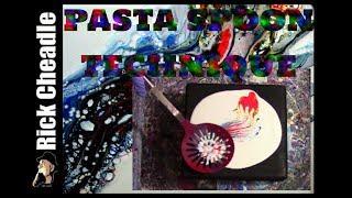 Pasta Spoon 5