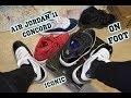 Air Jordan 11 Concord ON FOOT