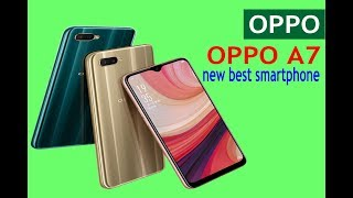 Oppo A7 with full features