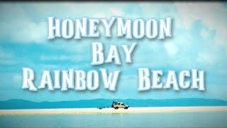 Honeymoon Bay Rainbow Beach 호주…