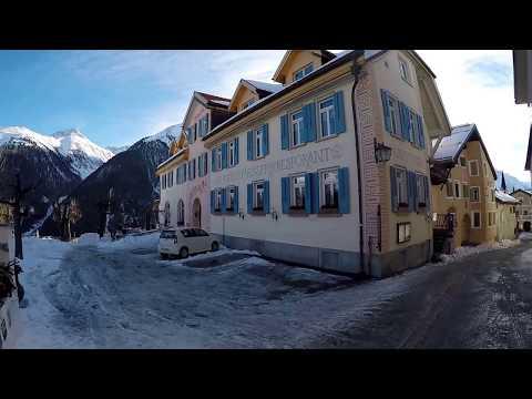 Switzerland - Scuol-Tarasp, Guarda GR, 2016