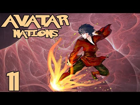 INTO THE FIRE! || Avatar Nations Episode 11 (Minecraft Avatar Modpack)
