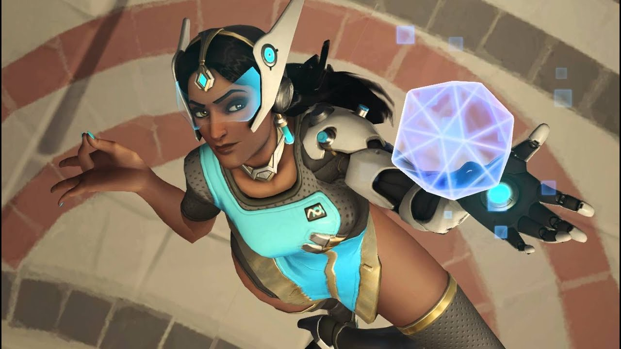 Image result for symmetra overwatch