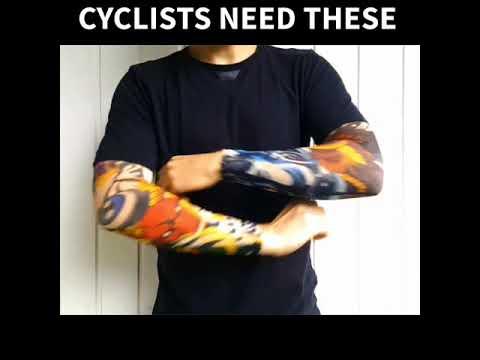 Elastic Tattoo Arm Sleeve Bundle (6 x arms)