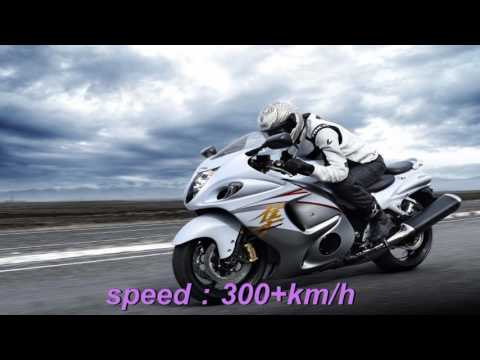 Top 10 Fastest Motorcycles In The World 2017- Kawasaki H2R Top Max SPEED 400㎞/h