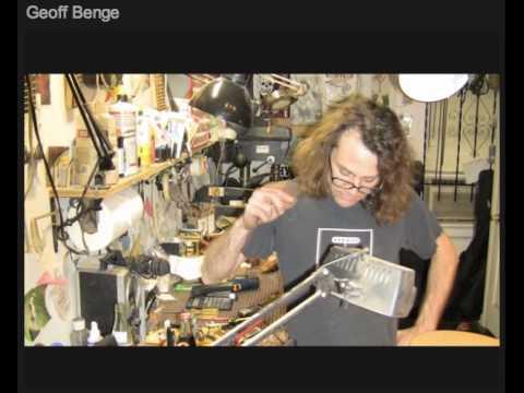 Geoff Benge's Guitar Shop in Chicago