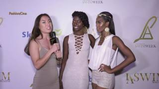 LADY SWIM BY YOGII Los Angeles Swim Week 2016 | Fashion Exposed