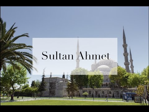 27.04.2016 - Sultan Ahmet (Moscheea Albastra) | LM daily