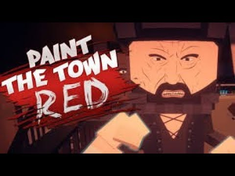 Paint the Town Red - Приколы