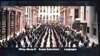 The Dark Knight (2008) - Main Menu (DVD)