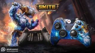 scuf gaming high rez studios launch the smite scuf infinity1 controller