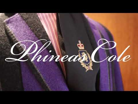 Ralph Auriemma presents Phineas Cole Academy Collection