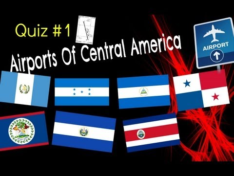 Are You An AvGeek? I: Airports Of Central America