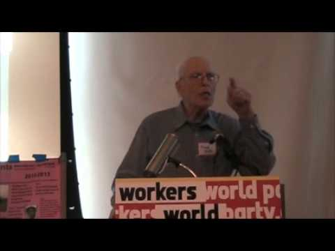 Fred Goldstein Workers World Party Secretariat