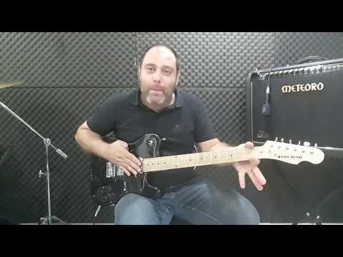 Guitarra Supertele Custom Pro  Usada - Território da Música