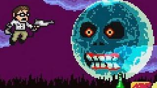 Angry Video Game Nerd Adventures - Castlevania Stage 'Assholevania' (No Damage walkthrough)