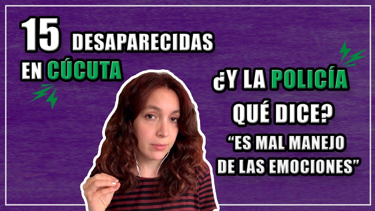Algo muy grave esta pasando en Cúcuta y nadie hace nada - Las Igualadas