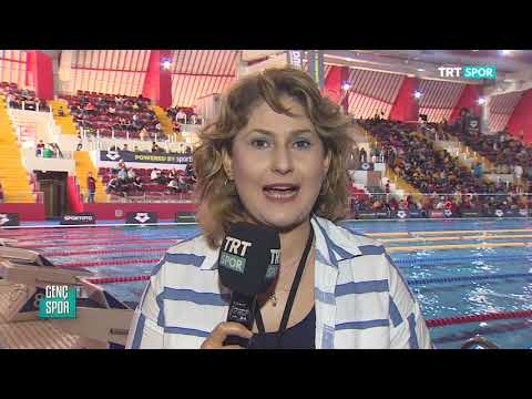 Genç Spor - 01 04.2019 - Yüzme
