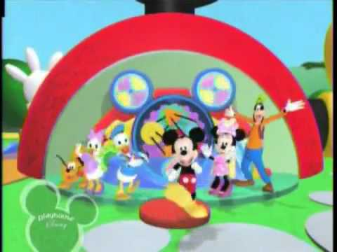 اغاني اطفال اغنية ميكي ماوس رووووووووعة Youtube Flv Youtube
