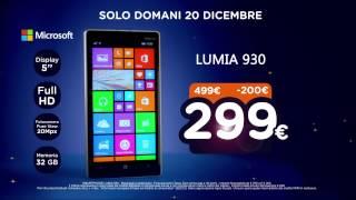 Spot - Unieuro Natalissimi - Nokia Lumia 930