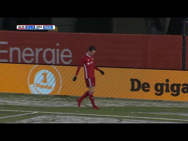 Samenvatting: Almere City FC - De Graafschap (2-1)