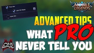 MUST WATCH! 2 TRICKs the PROs WILL NEVER TELL YOU! MOBILE LEGENDS